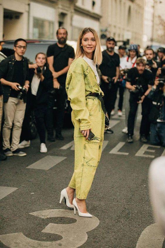 The Best Paris Fashion Week Street Style 2018 | British Vogue #streetstyleautumn