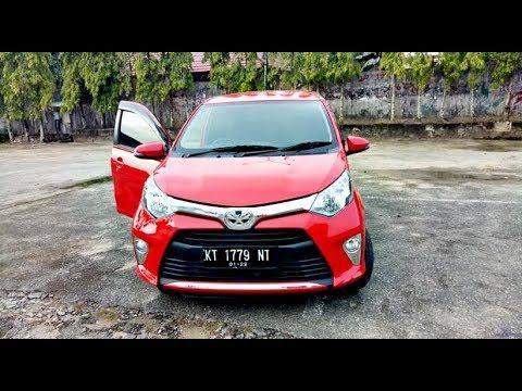 Iklan Bisnis Samarinda Dijual Mobil Toyota Calya G Manual Merah