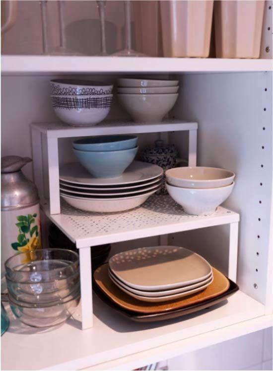 15 Kitchen Storage Ideas For Extra, Kitchen Shelf Organizer Ikea