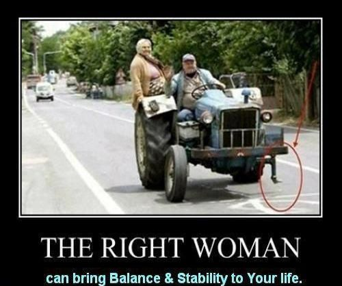 How the Right Woman can bring stability in your life #Women #life