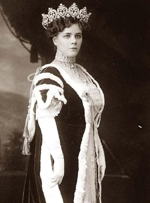 The Duchess of Manchester