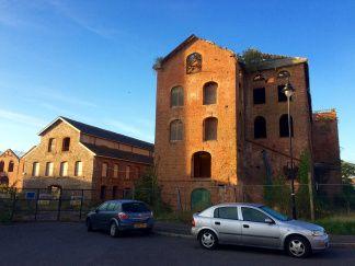 Tonedale Mill, Wellington, Somerset www.typeandgraphics.co.uk