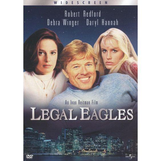 Legal Eagles (dvd_video), Movies