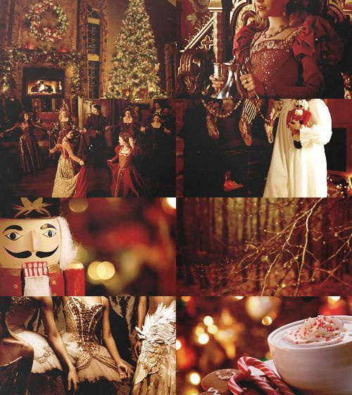 Fairy Tale(ish) Picspam → The Nutcracker