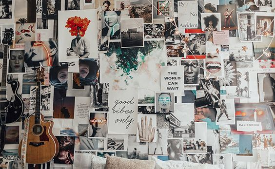 Uo Diy Arranging Wall Art With Tessa Barton Urban Outfitters Blog Wall Decor Bedroom Wall Collage Tumblr Wall Art