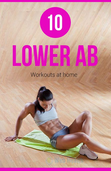 Best lower ab workouts lower ab workouts and lower abs on pinterest