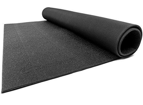 Elitesrs Jump Rope Mat Fitness Premium Durable Fitness Mat With Nonslip Texture Portable Easy To Store And Clean Mat Exercises Workout Accessories Jump Rope