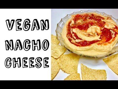 How To Make Vegan Nacho Cheese Vegan Cheese Sauce Recipe Midnight Munchies And More Youtube
