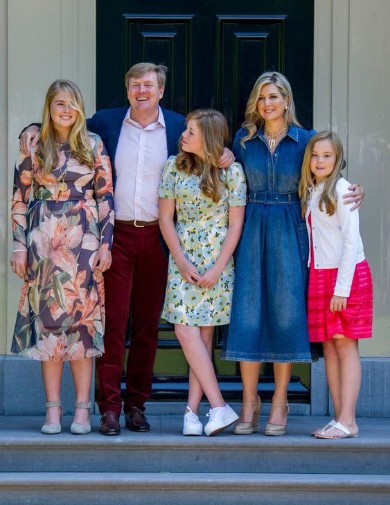 König Willem-Alexander + Máxima: Das Dreimädel-Haus - S. 3 | GALA.de