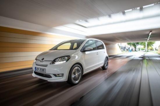 Skoda Citigo E Seat Mii Electric En Volkswagen E Up Rijtest