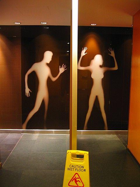señalización aseos originales | Models >> Nepali >>: Funny Bathroom Signs
