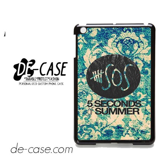 5 Seconds Of Summer 5SOS 5 SOS Vintage For Ipad Mini 2/3/4 Ipad 2/3/4 Ipad Air 1/2 Case Phone Case Gift Present YO
