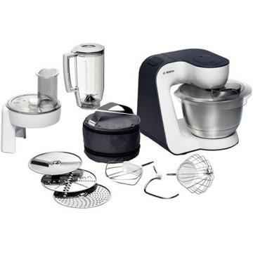 Bosch MUM52120GB Styline 700W Food Mixer White - my new baby - bosch küchenmaschine mum 54251