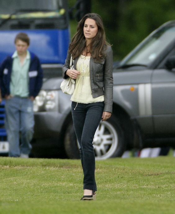 Kate Middleton always gets proportions right.