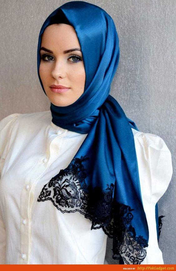 турски хиджаб стил урок