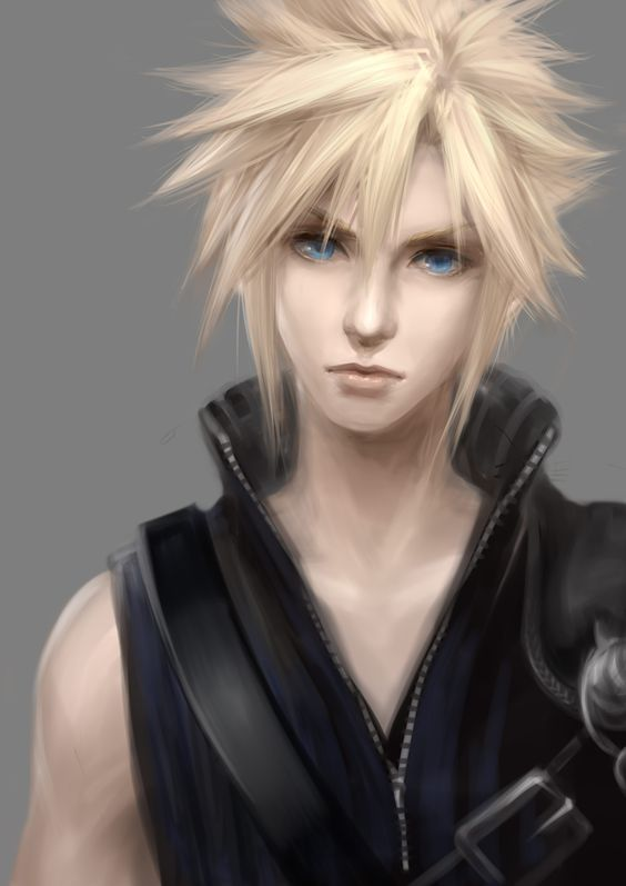 cloud   final fantasy vii   cloud strife final fantasy