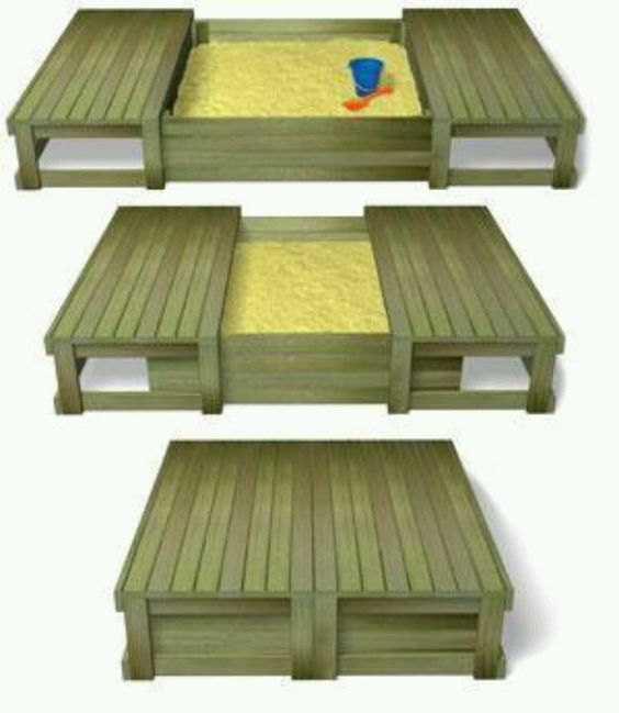 Cool sandbox. I'm ready for a new one!