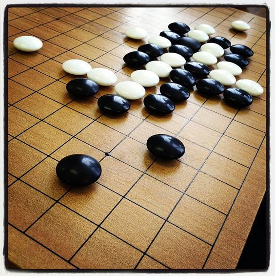 Learn to play goban