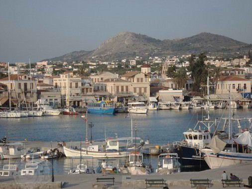 Aegina Island, Greece