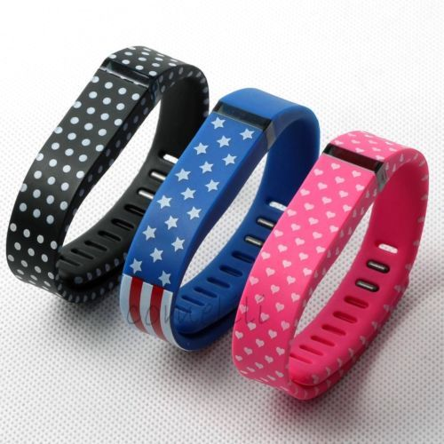 3PCS-Large-Small-Replacement-Wrist-Band-Clasp-for-Fitbit-Flex-Bracelet-NoTracker