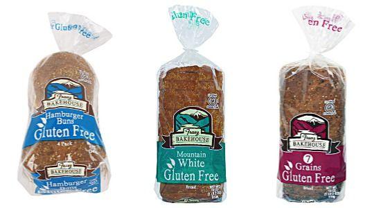 Franz Gluten-free bread, plus printable coupon: