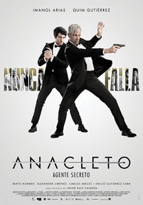 Afición por y para el cine: Anacleto: Agente secreto