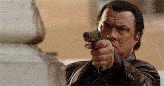 Steven Seagal kills childrens