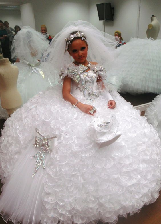 Another 1st communion dress | GYPSY BLING! | Pinterest ...