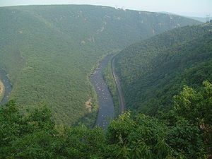 Lehigh River - Remember the rafting trip with SAVE.