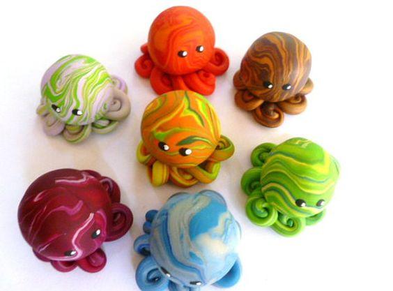 Super cute octopi!