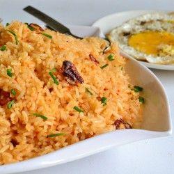Sinangag (Garlic Fried Rice)
