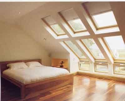 Window Loft And Attic Rooms On Pinterest