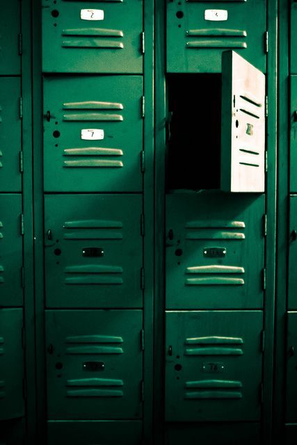 Green Lockers: