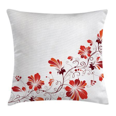 Traditional House Decor Throw Pillow Cushion Cover Chinese Purity