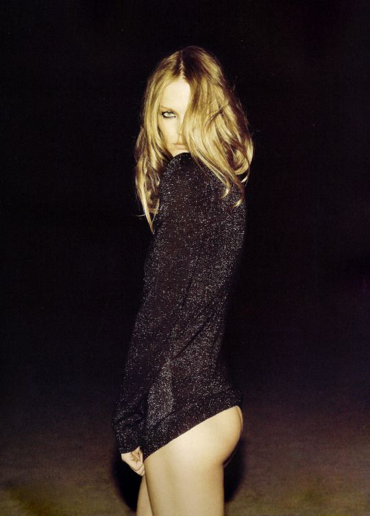 Shannan Click in Night Fever for Numéro #98