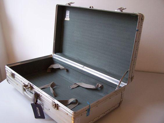 Rimowa Koffer mit Patina