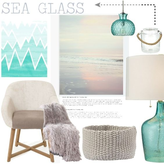 SEA GLASS by southernpearldesigns on Polyvore featuring interior, interiors, interior design, home, home decor, interior decorating, Beekman 1802, Jamie Young and Shabby Chic#SanDiegoOfficeDesign #SDOfficeDesign #gorgeousOffice #OfficeDesigner #interiorDesign #TamaraRomeo #BrandedDesign #bestofficedesign #office #commercial
