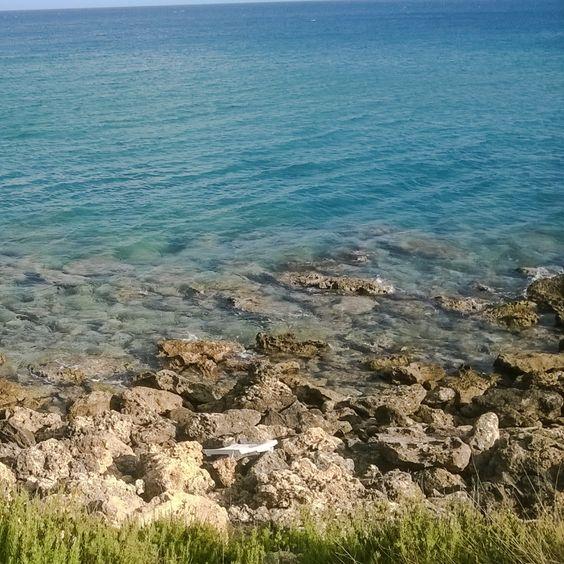 Capo Rizzuto Calabria  Ionio Sea: