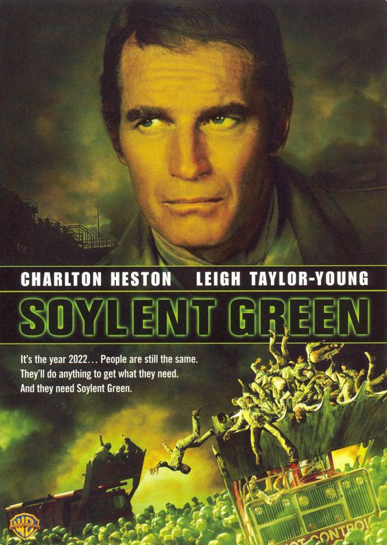 Click the image to visit the University at Buffalo Libraries catalog and learn more about the film, including library location information. #ublibraries #film #sciencefiction #soylentgreen #dystopia #environmentalism #overpopulation #newyorkcity #charltonheston