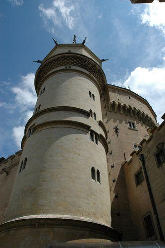 Bojnice Castle - Slovakia - castles Photo