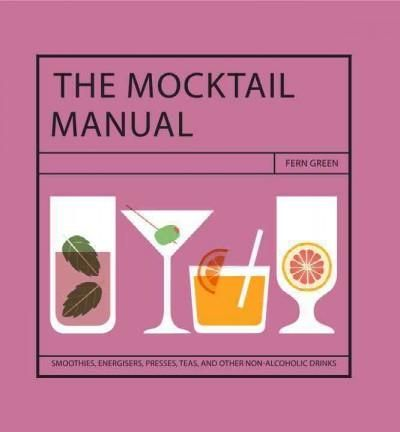 Passing on the booze? Want to get more fruit and veg into your diet? Looking for some new, seriously good milkshake or hot chocolate recipes? Then The Mocktail Manual is the book for you. Whether you'