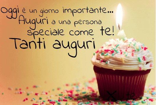 Auguri Di Buon Compleanno Per Una Persona Speciale