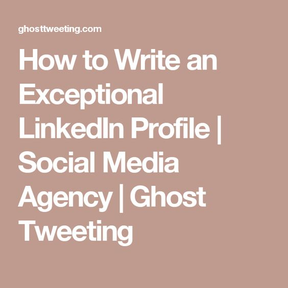 Ghost writing agency