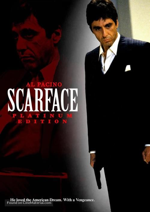 High Resolution German Movie Poster Image For Scarface 1983 In 2020 Scarface Movie Scarface Scarface Poster