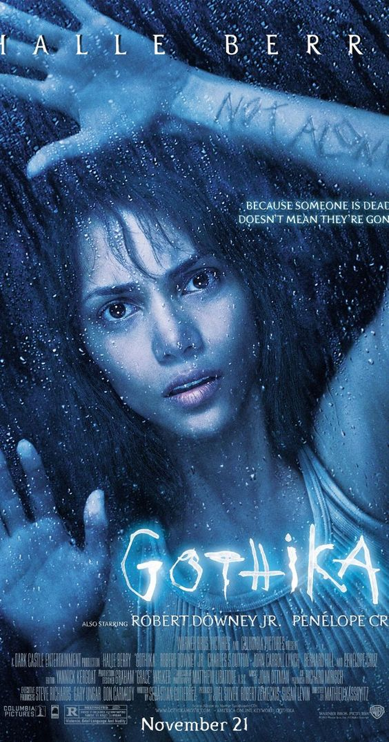 Gothika (2003) still not sure what happened I this story and I watched it three times. SS