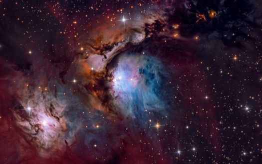 Orion Nebula 4k Orion Nebula Nebula Orion