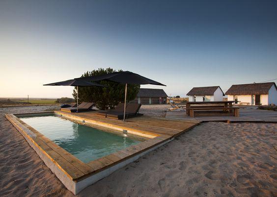 Casas na Areia hoteles | Portugal - Revista Est