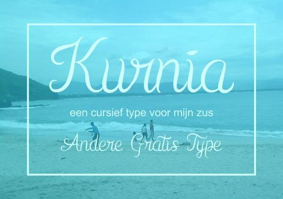 Kurnia font — Created in 2014 by Gunarta. FREE DOWNLOAD