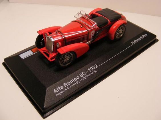 LE MANS 1932 -  ALFA ROMEO 8c 2300 LM  #8