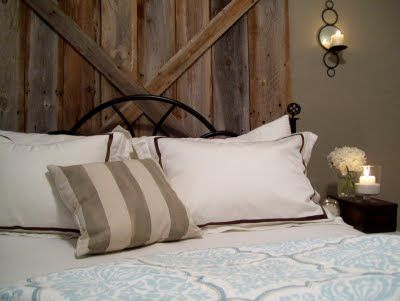 DIT-Tutorial-Barn wood- door-headboard